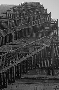 Escaliers dangereuses, PM Cardinal