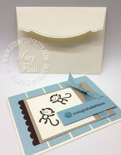 Stampin up envelope punch edgelits big shot dies blog hop twitterpated