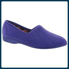 GBS ,  Damen Niedriger Schaft , Violett - Lilac - Größe: 43 - Hausschuhe für frauen (*Partner-Link)
