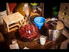 Wino z Dzikiej Róży cz.1 - YouTube Youtube, Youtubers, Youtube Movies
