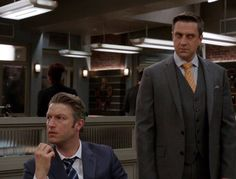 Rafael Barba and Sonny Carisi. Sanctuary. S18finale