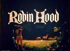 Robin Hood Outlaw Queen, Grimm, Robin, Retro, Movies, Movie Posters, Art, Art Background, Films
