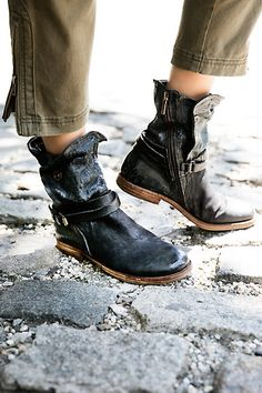 Tyler Ankle Boot by A.S. 98 at Free People