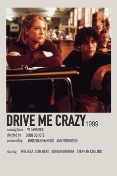 Netflix Movies To Watch, Movie To Watch List, Good Movies To Watch, Iconic Movie Posters, Iconic Movies, Drive Me Crazy Movie, Thirteen Movie, Movie Hacks, Teen Movies