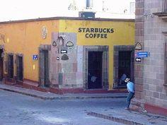 san miguel mexico - got coffee!