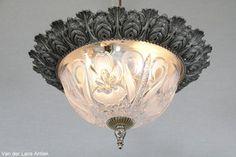 Klassieke plafonniere 25211 bij Van der Lans Antiek. Bekijk al onze antieke lampen op www.lansantiek.com Lamps, Chandelier, Ceiling Lights, Lighting, Home Decor, Mirrors, Lightbulbs, Candelabra, Decoration Home