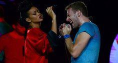 Beyoncé e Rihanna podem se unir ao Coldplay no show do Super Bowl 2016