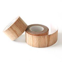 Wood Veneer Tape - Sideshow Press