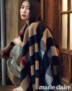IU // Marie Claire Korea