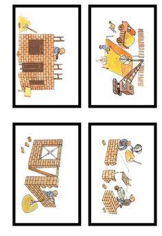 volgorde huis bouwen 1