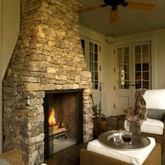 FireRock is a leading manufacturer of pre-engineered masonry fireplaces, indoor and outdoor fireplace kits, chimney systems, fire pits and more. Prefab Fireplace, Rumford Fireplace, Fireplace Gallery, Fireplace Kits, Outdoor Fireplace Designs, Outdoor Fireplaces, Fireplace Makeovers, Cabin Fireplace, Faux Fireplace