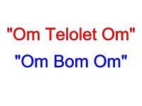 'Om Telolet Om' - 'Om Bom Om'