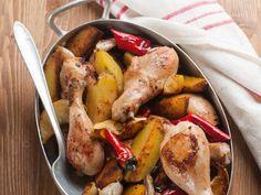Slow Cooker Chicken Roast