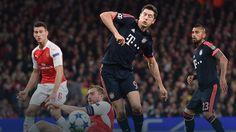 Robert Lewandowski: może gdybym wykorzystał sytuacje, mecz potoczyłby się inaczej