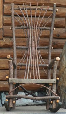 Bent Willow Furniture Tim, I would love a set of these. they are gorgeous! Willow Furniture, Fairy Furniture, Dollhouse Furniture, Rustic Furniture, Furniture Making, Furniture Design, Cabin Furniture, Western Furniture, Design Online Shop