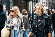 All the Cool-Girl Looks We Spotted at London Fashion Week