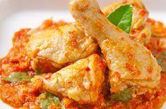 resep cara membuat ayam rica-rica manado Manado, Asian Fish Recipes, Ethnic Recipes, Kitchen Recipes, Cooking Recipes, Indonesian Cuisine, Indonesian Recipes, Street Food, Cravings