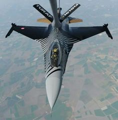 F-16Fighting Falcon Turkish Air Force