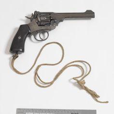 J.R.R. Tolkein's Webley service revolver