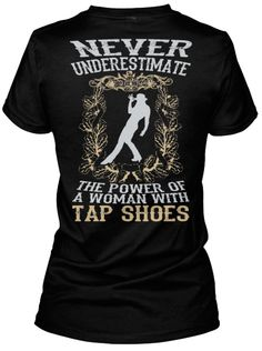 LIMITED EDITION Tap Dance Shirt!