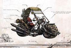 Ride the Machine: Photo