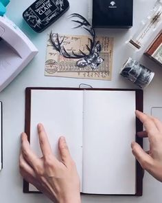 How to Make Vintage Bullet Journal Find something you're passionate about and keep tremendously interested in it. Bullet Journal Notebook, My Journal, Journal Pages, Nature Journal, Photo Journal, Journal Ideas, Kunstjournal Inspiration, Bullet Journal Inspiration, Smash Book Inspiration