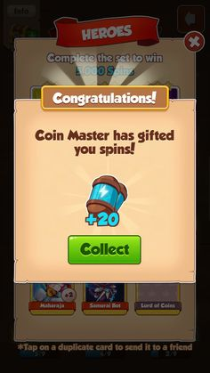 Coin Master Hack, Free Cards, Game Ui, Pigs, Spinning, Congratulations, Bob, Android, Faces