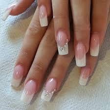 Risultati immagini per french unghie sposa
