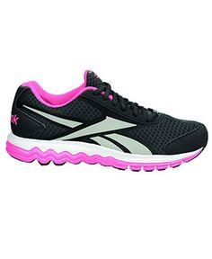 buy online ff6f9 cf212 black and pink reebok sneaks Tenis Para Gym, Zapatos Deportivos, Zapatos De  Mujer,