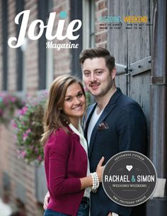 Rachael and Simon - Jolie by Twenty Pages (wedding bee contest)
