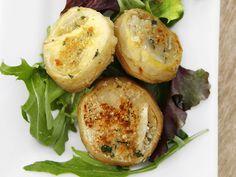 Artichokes Au Gratin Recipe : Sandra Lee : Food Network - FoodNetwork.com