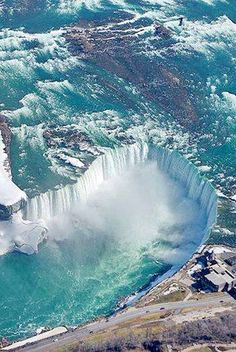 the power of water - Niagara Falls