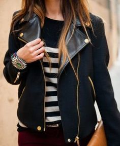 This jacket is perf <3