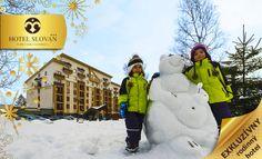 Trojdňová rodinná lyžovačka s ubytovaním v hoteli iba za cenu 149 euro. Canada Goose Jackets, Euro, Winter Jackets, Winter Coats, Winter Vest Outfits