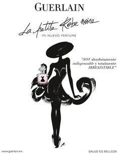 Guerlain - la petite robe noire