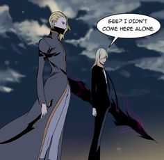 Noblesse - Rajak arrives to fight with Frankenstein