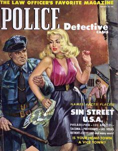 Police Detective Cases - February 19xx