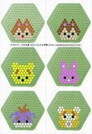 Image result for アイロンビーズ 作品集