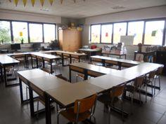 Het zesde leerjaar: Het klaslokaal is er klaar voor! En jij?!