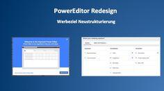 PowerEditor-Änderungen betreffen besonders das Design des PowerEditors und die zur Verfügung stehenden Werbeziele  http://allfacebook.de/toll/powereditor-werbeziele-redesign