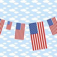 Free Printable American Flag | AllFreePaperCrafts.com