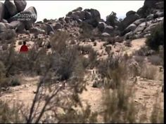 ▶ Barefoot running in Copper Canyon - YouTube