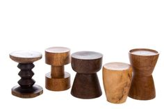 african wood stools - Google Search