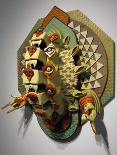 AJ Fosik @Guerrero Gallery