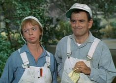 Mary Grace Canfield played handywoman Ralph Monroe on Green Acres TV show photo..died age 89 of lung cancer..2014