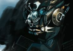 ironhide transformers fanart | Ironhide by Raikoh-illust