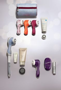 Clarisonic's brushes provide six times better cleansing than hands alone for softer, smoother, healthier-looking skin.