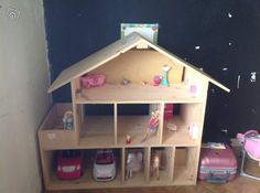 Maison bois pour poupée type barbie Jeux & Jouets Loire-Atlantique - leboncoin.fr