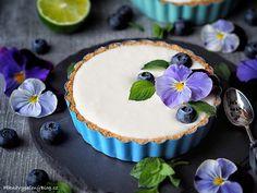 Tartaletky s limetkovým krémem Pavlova, Cheesecake, Delicate, Pudding, Pie, Sugar, Cookies, Fruit Cakes, Blog