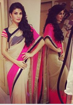 I want this saree! Its so pretty